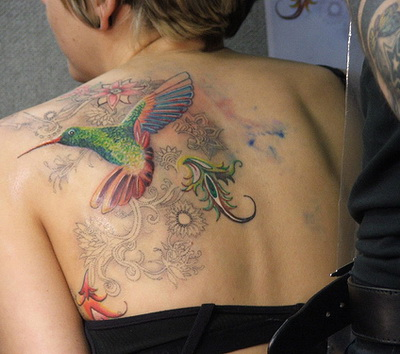 Hummingbird Tattoos | Best Tattoo Designs Hummingbird tattoos are used to