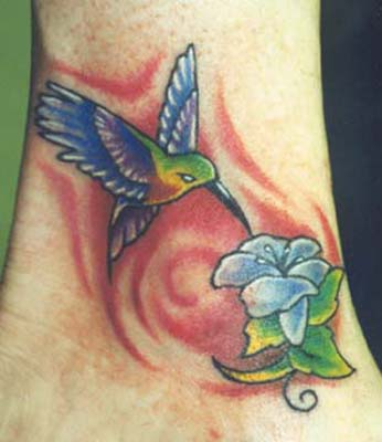 Hummingbird Tattoo|Tattoo Designs|Tattoo Pictures