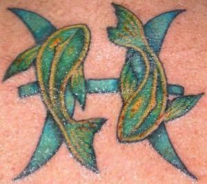 free libra and pisces tattoo design   Libra Tattoos Photos
